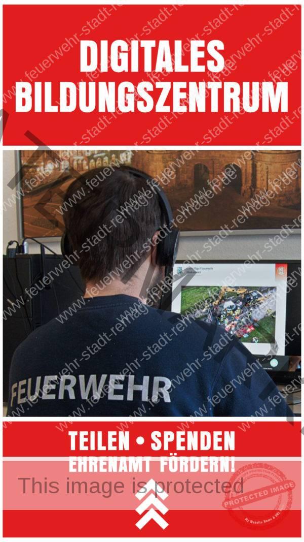 Feuerwehr RLP digitalisiert die Weiterbildung